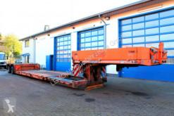 semirimorchio Goldhofer 2-Achs Tiefbett STZ-TL2-24/100A ausziehbar