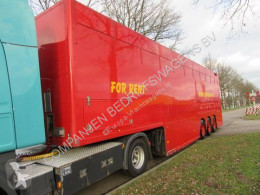Trailer veewagen voor runderen Cattle Carrier