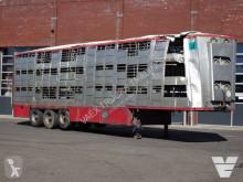 semi reboque Cuppers LVO 12 24 , 3 Stock Livestock trailer