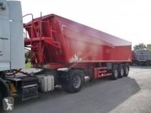 Semirimorchio ribaltabile trasporto cereali Stas Benne céréalière