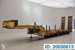 Faymonville Low bed trailer semi-trailer used heavy equipment transport