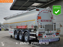 Chemical tanker semi-trailer L32 32.100 Ltr / 5 / Liftachse Fuel Tank Trailer
