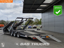 semirimorchio Kässbohrer TT LKW / Truck Transporter Extendable Steering axle Winch