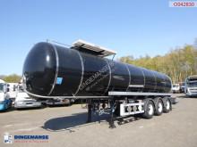 LAG tanker semi-trailer Bitumen tank steel 30 m3 / 1 comp ADR/GGVS