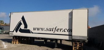 Frappa CAJA FRIGO semi-trailer used mono temperature refrigerated