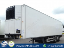 Chereau mono temperature refrigerated semi-trailer TAILLIFT steeraxle carrier