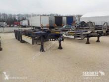semirremolque Schmitz Cargobull Containerchassis Highcube