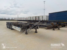 Semi Krone Containerchassis Highcube