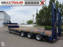 Lecitrailer heavy equipment transport semi-trailer PORTE-ENGINS RENFORCE 54T
