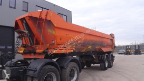 nc Robuste S3302G37 (SAF-axles / CHASSIS AND TIPPER FROM STEEL) semi-trailer