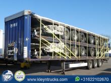 semi reboque Krone BPW DRUM BRAKES stack with doors etc