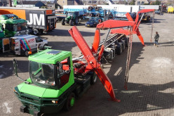 Semirimorchio portacontainers Steelbro Side loader stuuras/ engine