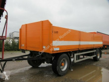 Wilke dropside flatbed trailer