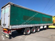 Used tautliner semi-trailer Lecitrailer CARTOLAS