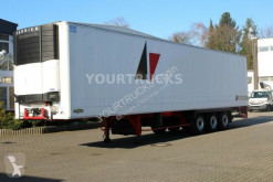 Chereau Carrier Vector 1850Mt/Strom/Bi-Temp/6357h/LBW semi-trailer used refrigerated