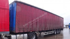 Pacton T3-001 (ROR-axles / DRUM BRAKES / FREINS TAMBOUR) semi-trailer