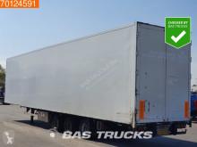naczepa furgon Van Eck