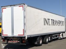 Semitrailer Van Hool GESLOTEN OPBOUW begagnad