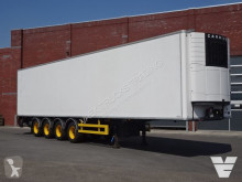 Yarı römork Chereau Frigo Carrier Vector - 4 axle - Loadlift - BPW Axle