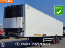 Kögel SV-24 Carrier Vector 1850mt BI-/Dual temp Blumenbreit Ladebordwand semi-trailer used mono temperature refrigerated