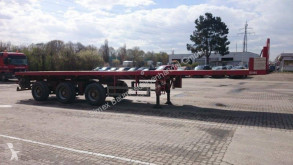 Nooteboom dropside flatbed semi-trailer OVB-48-03V
