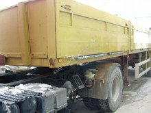 Ackermann PS 22 Auflieger semi-trailer used flatbed