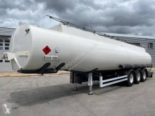 Indox CISTERNA COMBUSTIBLES semi-trailer used oil/fuel tanker