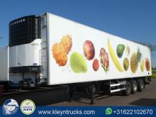 Van Eck DT 3BNI semi-trailer used mono temperature refrigerated