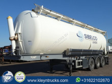 LAG O39 KLA2 52m3 24v tip unit semi-trailer used tanker
