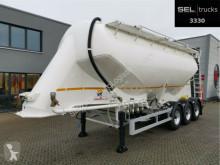 semi remorque Kässbohrer K.SSL 35 / Alu-Felgen / 35.000 l / NEW !!