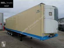 semi remorque Schmitz Cargobull SKO 24 / Thermo King SLX 400 / Doppelstock
