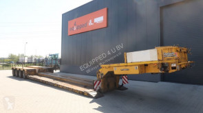 semirimorchio Nooteboom EURO-78-04 lowloader, extandable, powersteering, technical load. cap. 53,5 tons, 600cm extendable, twintyres, 4 steering axles,