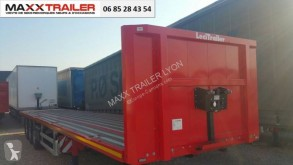 Semirremolque caja abierta Lecitrailer 3x PLATEAUX STD MI-LOURD RENFORCE 160MM