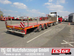 Faymonville flatbed semi-trailer 3-Achs-Megatrailer - tele - nachlauf