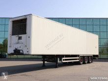 semiremorca Jumbo CHEREAU BOX BPW AXLES DRUM BRAKES TAIL LIFT
