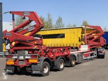 Semiremorca Hammar SIDELOADER 20 FT 40 FT transport containere second-hand