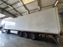 Used double deck box semi-trailer Schmitz Cargobull
