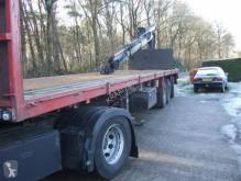 Floor kraanoplegger.. semi-trailer