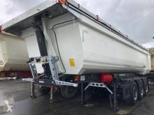 Semi remorque benne TP Schmitz Cargobull SKI acier