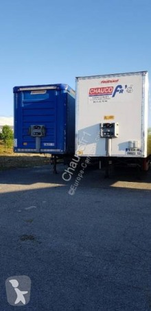 Trailer Fruehauf tweedehands bakwagen