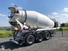 Used concrete semi-trailer De Buf Toupie / Malaxeur