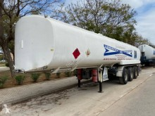 Panissars oil/fuel tanker semi-trailer PSC-3E
