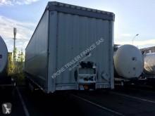 Krone Profi Liner semi-trailer used reel carrier tautliner