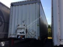 Semitrailer Krone Profi Liner skjutbara ridåer (flexibla skjutbara sidoväggar) spolgropar begagnad