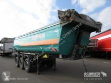 Полуремарке Schmitz Cargobull Kipper Stahlrundmulde Thermomulde 24m³ самосвал втора употреба