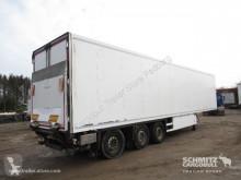 Schmitz Cargobull Tiefkühlkoffer Multitemp Doppelstock Trennwand Ladebordwand semi-trailer