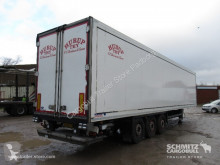 Schmitz Cargobull Tiefkühlkoffer Multitemp Doppelstock Ladebordwand semi-trailer used insulated