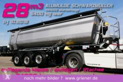 semi remorque Schwarzmüller K serie /ALUMULDE 5400 KG 28m³/ HARDOX LIFT