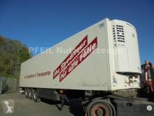 Schmitz Cargobull SKO 24/L-13.4 FP 60-DOPPELSTOCK-LIFT-Palettenka semi-trailer used insulated