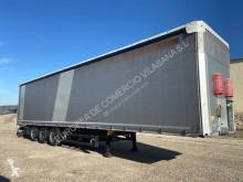 semi remorque Schmitz Cargobull tauliner XL
